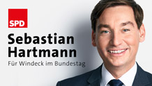 Sebastian Hartmann SPD Bundestag