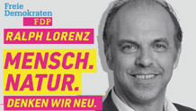 Ralph Lorenz FDP