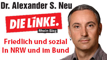 Dr. Alexander Neu LINKE
