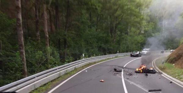 Symbolbild: Vergangenes Jahr ereignete sich ebenfalls ein schwerer Unfall