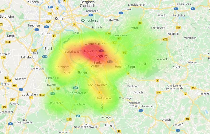 Coronavirus Rhein Sieg